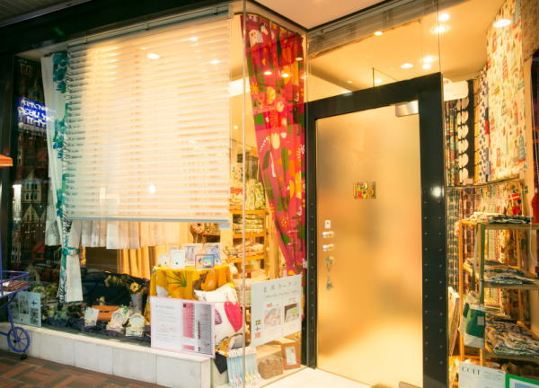京都のカーテン専門店ジョイリビングイトオ