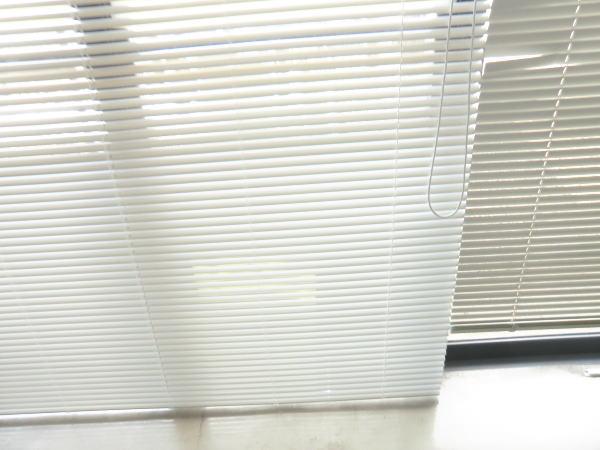ベネシャンブラインド取り付け作業(京都)