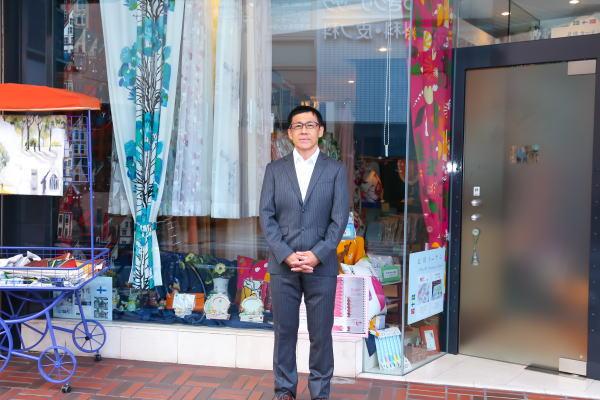 京都カーテン専門店ジョイリビングイトオ、伊藤了太