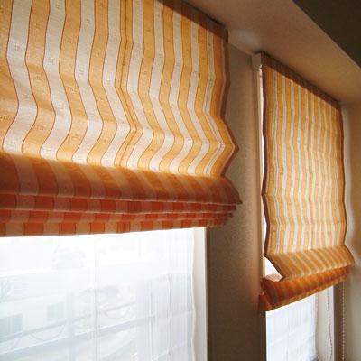 小窓や面積の少ない窓にはメカものが似合います