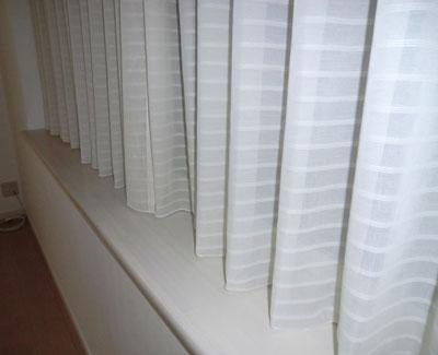 ウェイトテープ縫製