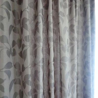 厚手デザインカーテン