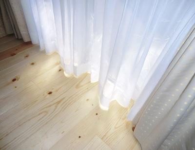 プレーンカーテン