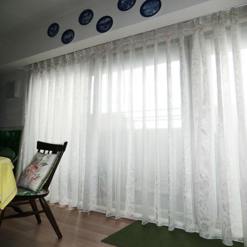 川島レースカーテン
