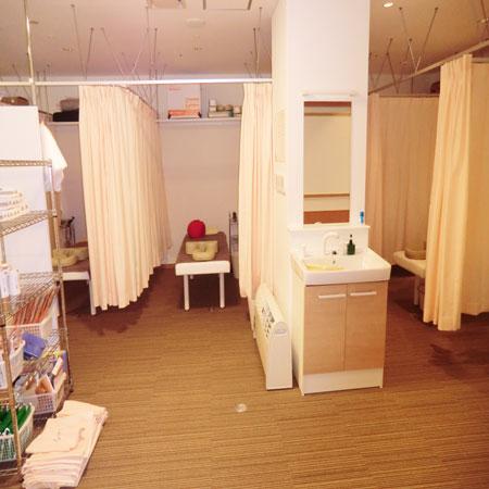 京都店舗様へカーテン納品