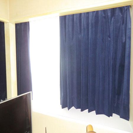 ベルべットカーテン