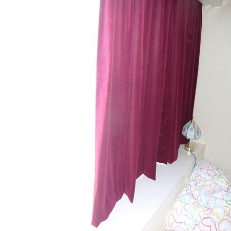 東リ厚手カーテン