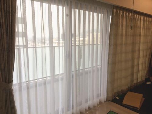 お洒落なデザインのオーダーカーテン-京都