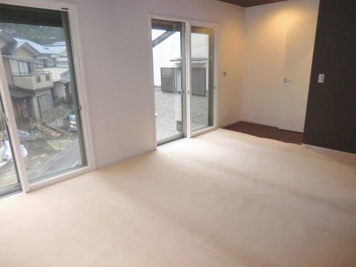 カーペット納品(京都市住宅)