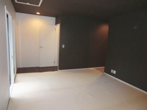 じゅうたん置き敷き(京都市住宅)