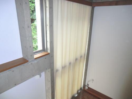 京都市内の宿泊施設にカーテン納品