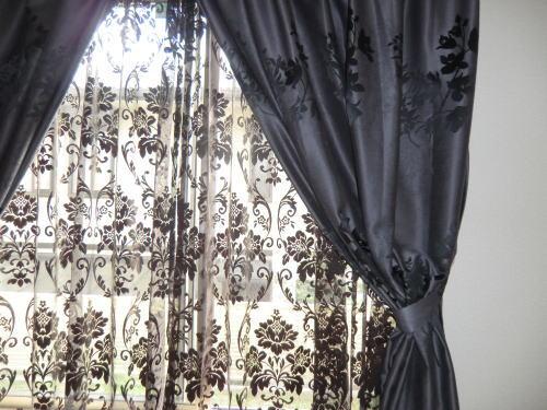 スタイルカーテン納品