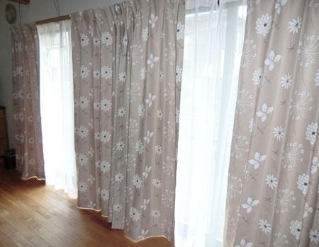 イージーオーダーカーテン