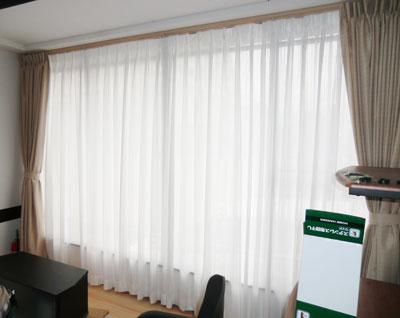 オーダーレースカーテン