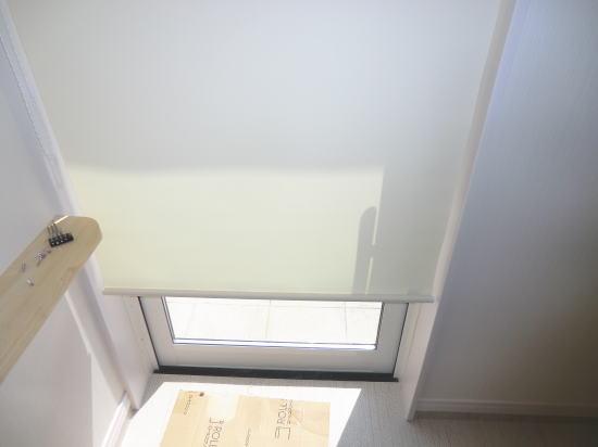入光を遮断できるメリットがあります