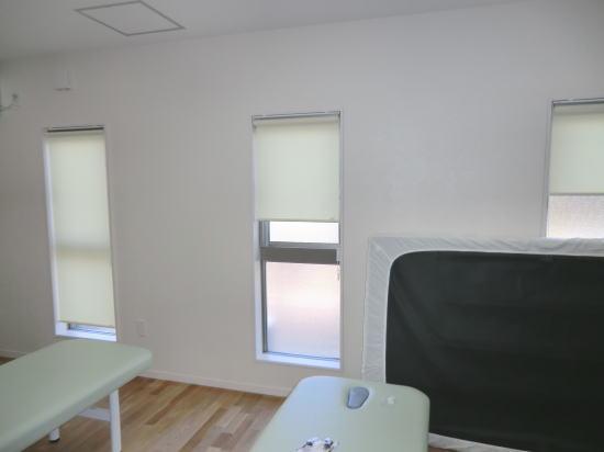 南側の連窓