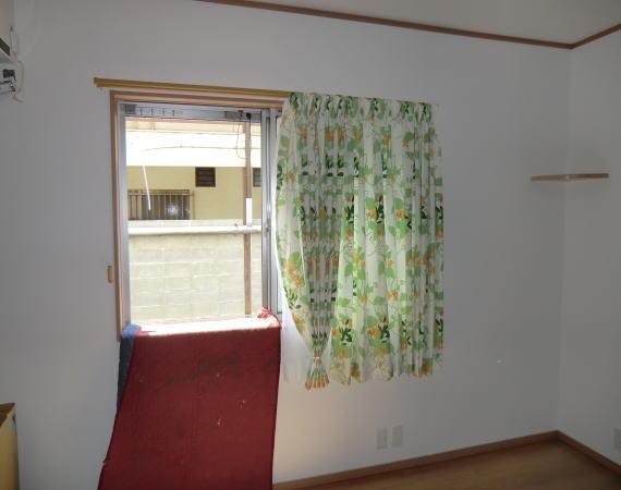 鮮やかなオーダーカーテン