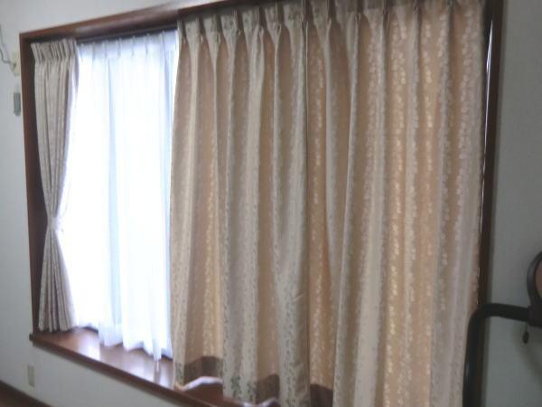 京都府向日市オーダーカーテン