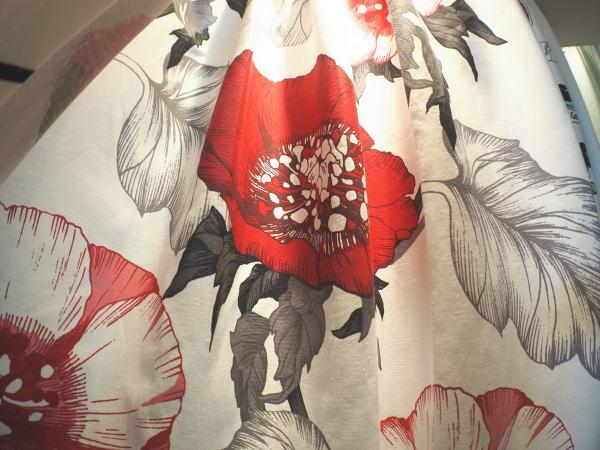 フラメンコ-VALLILAカーテン
