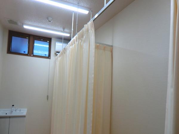 医療用機能カーテン