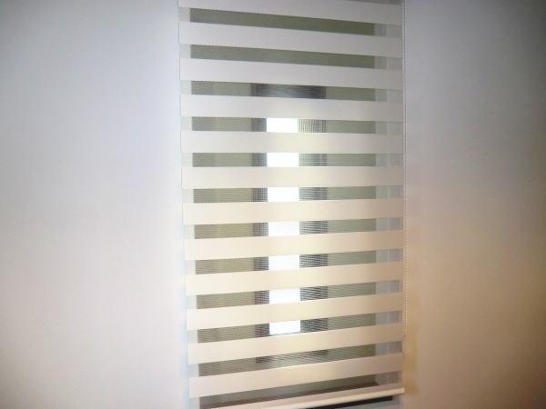 光を自在に調整する調光ロールスクリーン(京都大山崎戸建住宅へ納品)