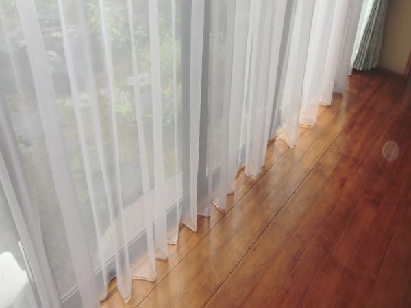 洗える機能付きのオーダーカーテン