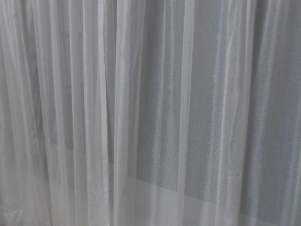 レースカーテン納品