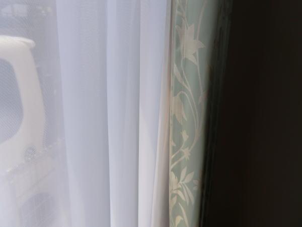 京都府長岡京市オーダーカーテン納品