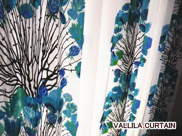 VALLILA-クッカ、オーダーカーテン