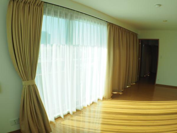 京都市東山区へオーダーカーテン納品