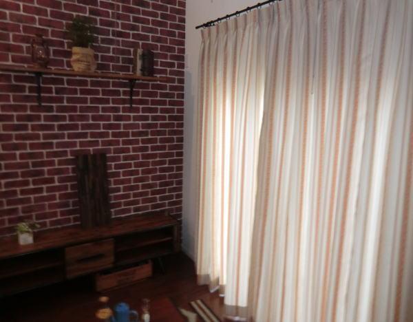 京都のモデルハウスにカーテンコーディネートプラン提案