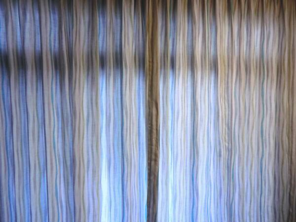 カーテンの御買い換え(京都府長岡京市、木造戸建て住宅)