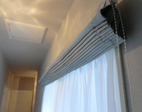 京都府長岡京市内で御新築木造一戸建住宅のユーザ様邸より各お部屋のカーテン窓廻りのコーディネートを提案
