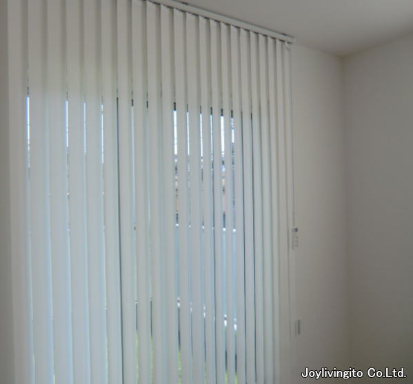縦型ブラインド、アルペジオ取り付け納品、京都府戸建て住宅内取り付け